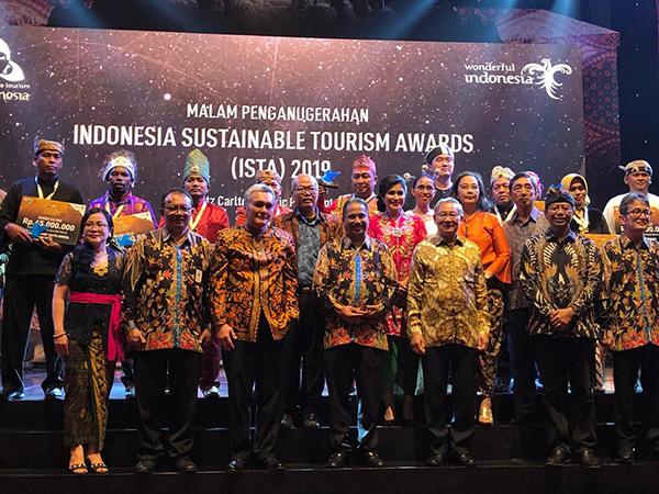 Golden award