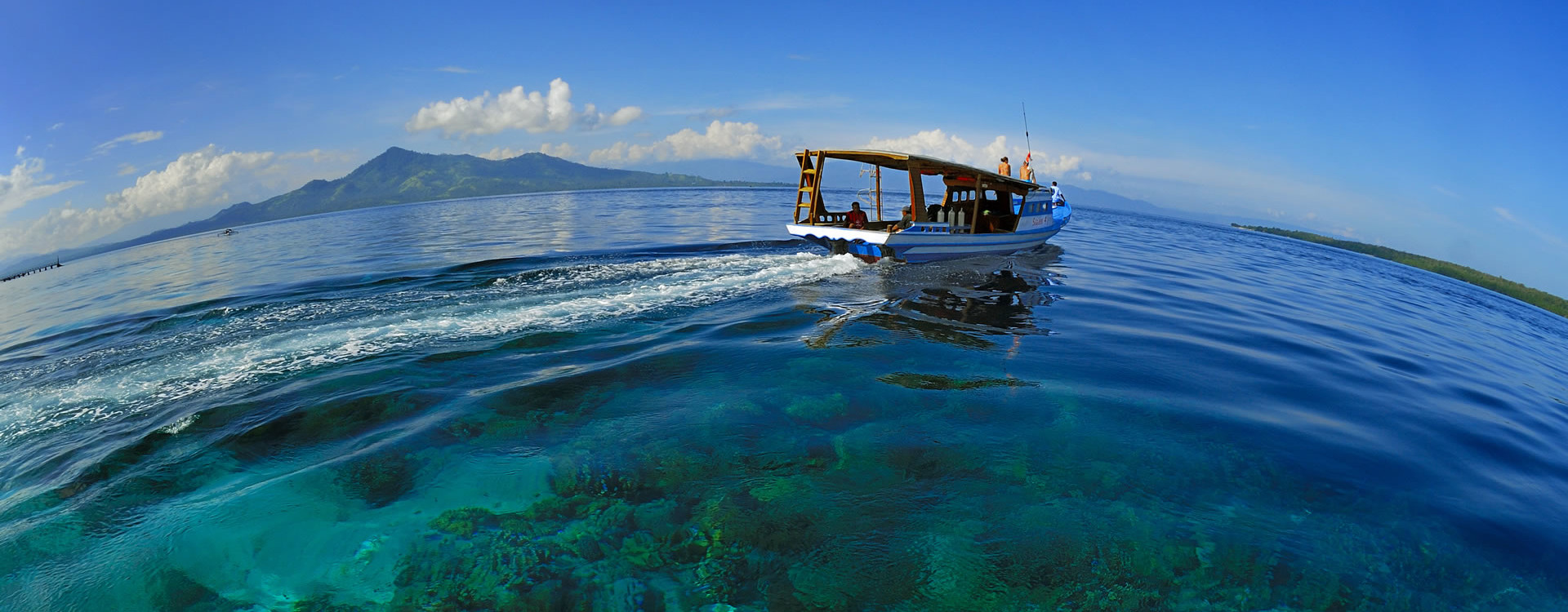 Discover the Bunaken Marine Park, a global center of biodiversity
