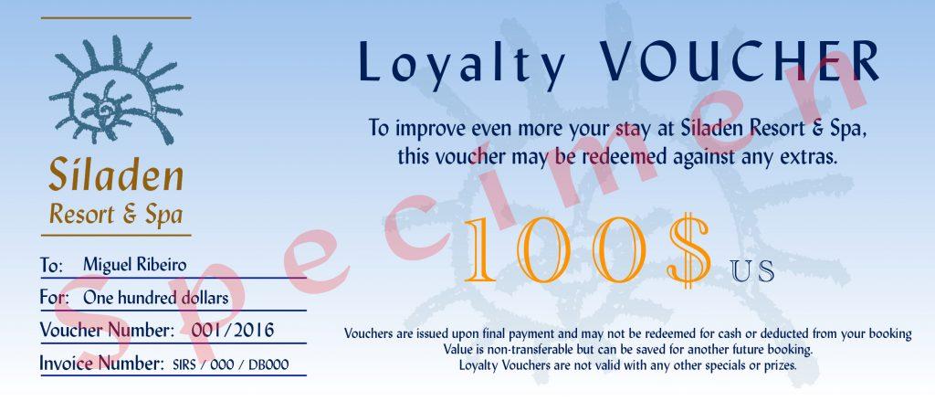 Loyalty Voucher
